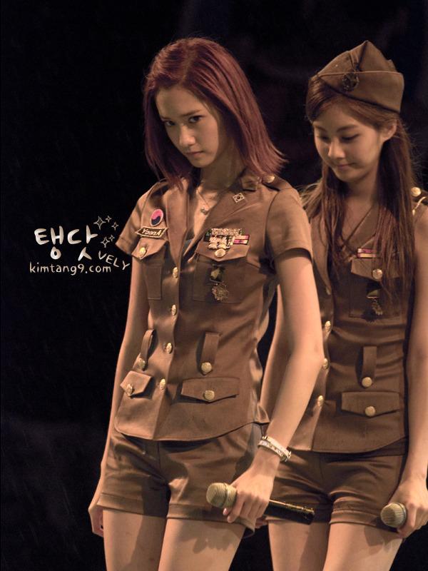 yoona Seohyun SNSD Girls' Generation